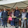 """Il sindaco Giorgino taglia il nastro alla prima edizione del  """"Festival del cioccolato"""""""