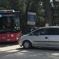 Ancora parcheggio selvaggio a Castel del Monte