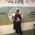 """L'andriese Gigi Vurchio tra i finalisti del campionato europeo  """"Pizza Senza Frontiere"""""""