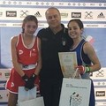Il Team Sgaramella trionfa nella categoria femminile Schoolgirls Junior Youth con Mariagrazia Lambo