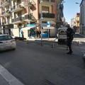 """Incidente stradale davanti all'ospedale  """"L. Bonomo """" di Andria"""