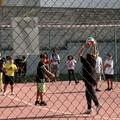Primo giorno di scuola alla Jannuzzi-Di Donna: accoglienza con i giochi di squadra