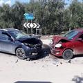 """Violento impatto tra due auto al bivio Montegrosso-Minervino, feriti gravi in codice rosso al  """"Bonomo """""""