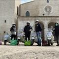 La generosità del Vespa Club Andria: spesa distribuita alle famiglie bisognose
