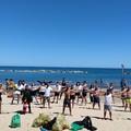 Pulizia di spiagge e fondali a Trani, il Centro Subacqueo di Andria in prima linea per l'ambiente