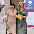 """Successo per il salotto letterario delle  """"Amiche per le amiche """" con la scrittrice Giovanna Politi"""