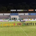 Serie C, pareggio all'esordio per la Fidelis Andria: 1-1 contro la Juve Stabia