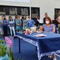 La dirigente Celestina Martinelli saluta dopo 46 anni di servizio nella comunità scolastica