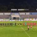 """Doccia fredda per la Fidelis Andria al  """"Degli Ulivi """": il Francavilla vince 0-1 al 92'"""