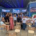 """L'I.C.  """"Jannuzzi-Di Donna """" a Pizzo Calabro per la cerimonia nazionale di inaugurazione del nuovo anno scolastico"""