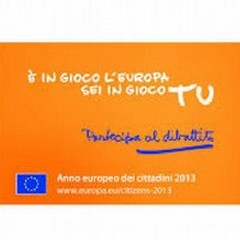 Il 2013: Anno Europeo dei Cittadini