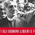"""""""A tutti gli uomini liberi e forti..."""": a 100 anni dalla nascita del Partito Popolare il commento di Sabino Zinni"""
