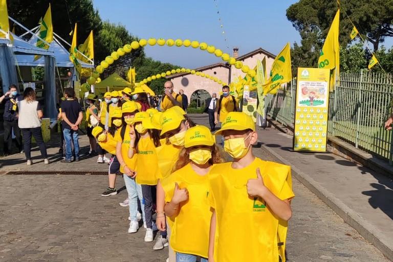 Andria: Coldiretti, al via 300 campi scuola nelle campagne pugliesi