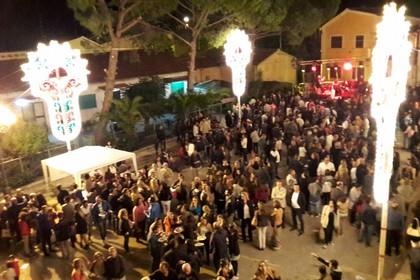 Borgo in festa a Montegrosso con il Nero di Troia e la Misciska
