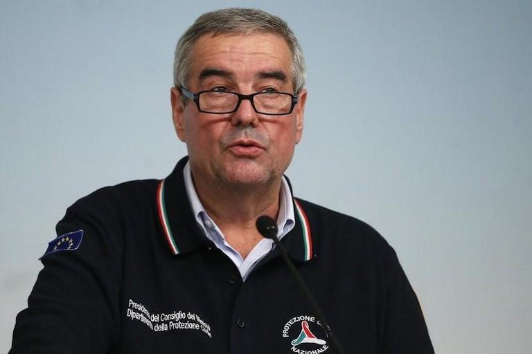 Angelo Borrelli Capo della Protezione Civile