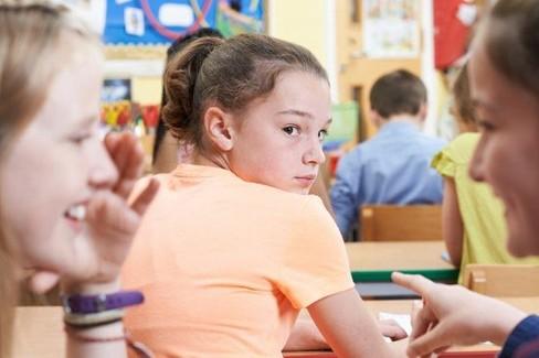Bullismo a scuola i fattori che spingono gli spettatori a fermare il bullo x