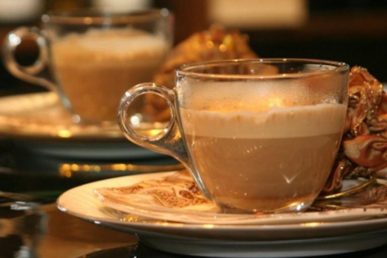 prima colazione, caffè