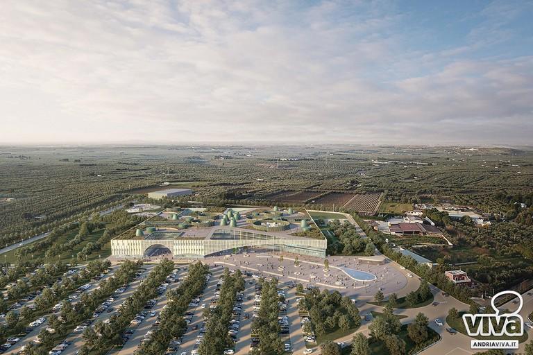 Nuovo Ospedale di Andria: conferenza di servizi finalizzata alla approvazione del progetto in linea tecnica