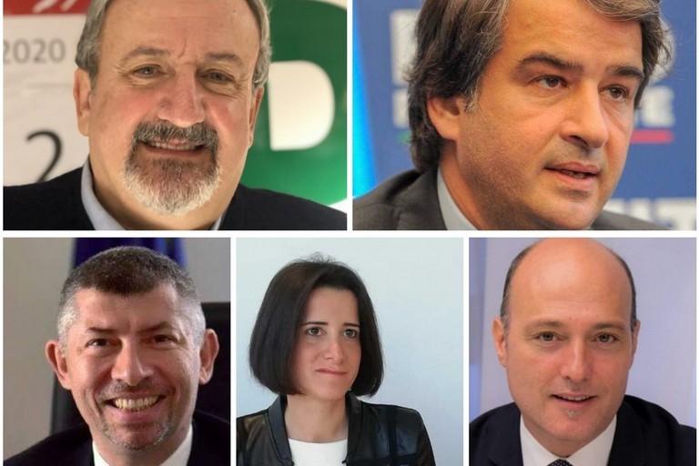 candidati regione puglia