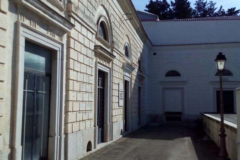 Alcune cappelle gentilizie del Cimitero di Andria