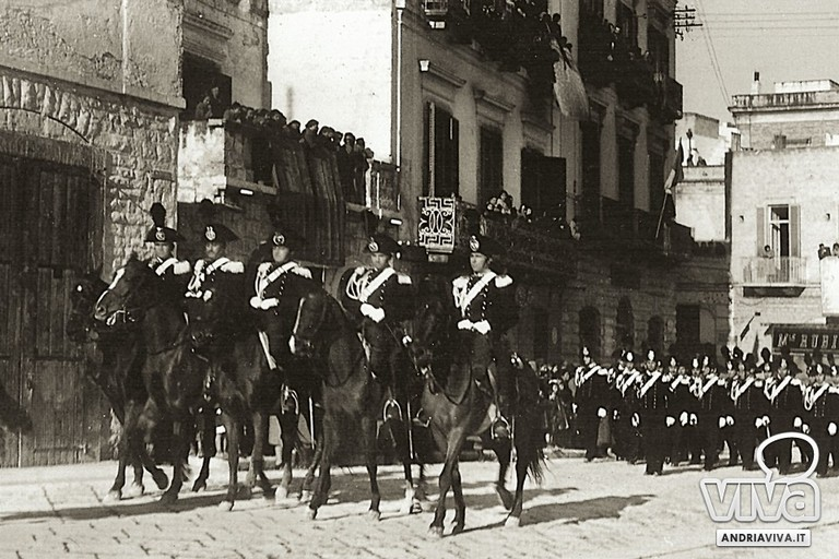 Carabinieri al funerale di Mons. Giuseppe Di Donna