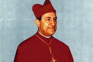 Cardinale Corrado Ursi Andria