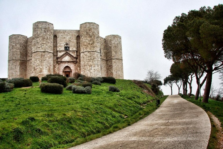 Castel del Monte. <span>Foto Domenico Zagaria</span>