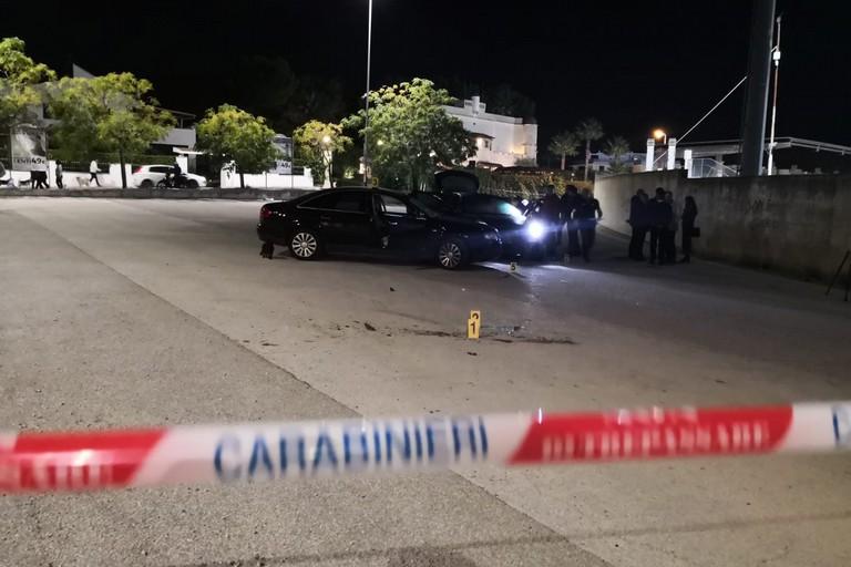 sparatoria a Canosa di Puglia