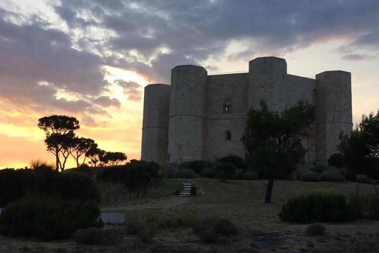 Castel del Monte. <span>Foto Franco Di Palo</span>