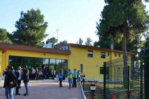 centro disabili villa x
