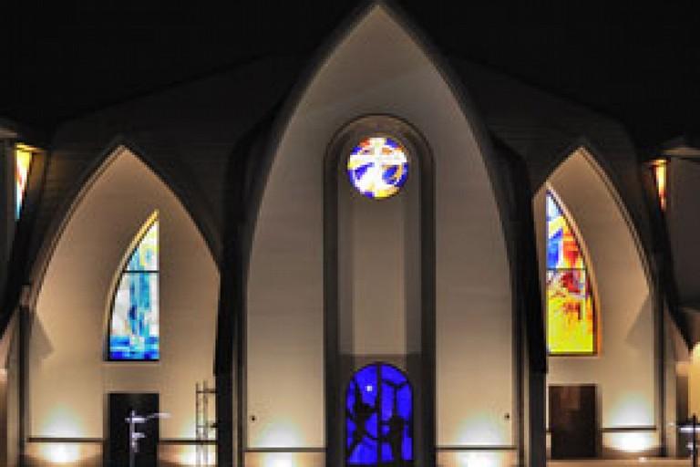 chiesa Cuore Immacolato di Maria