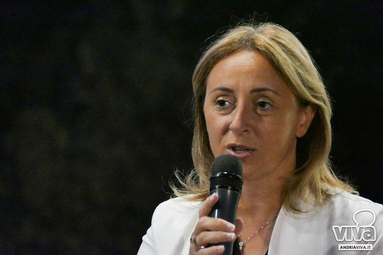Giovanna Bruno. <span>Foto Riccardo Di Pietro</span>