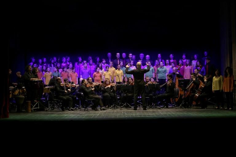 la Cluster Choral Academy