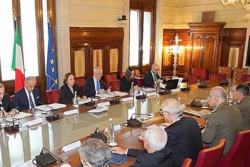 Comitato ordine e la sicurezza pubblica