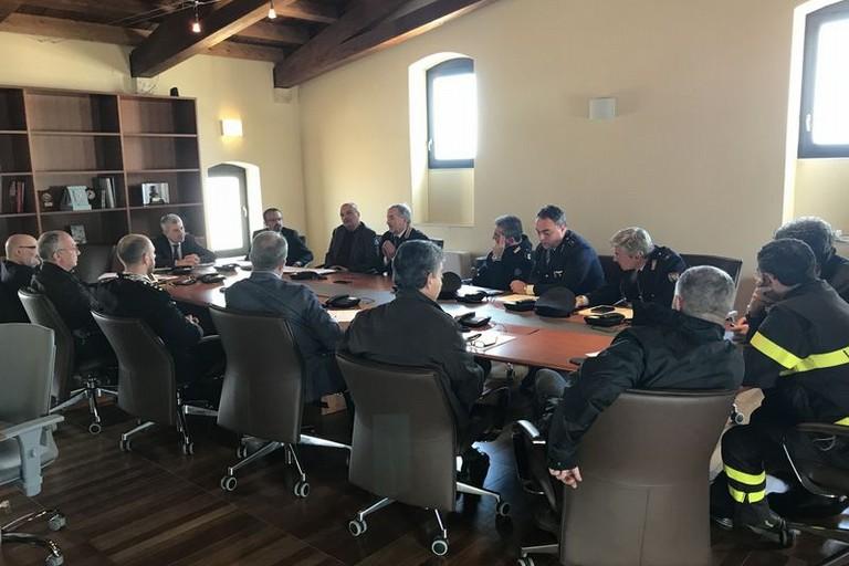 Comitato per l'ordine e la sicurezza pubblica
