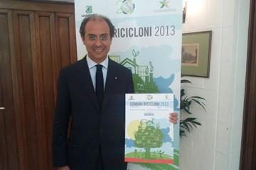 Comuni Ricicloni 2013