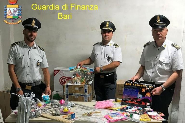 Lotta alla contraffazione, raffica di sequestri e denunce della Finanza