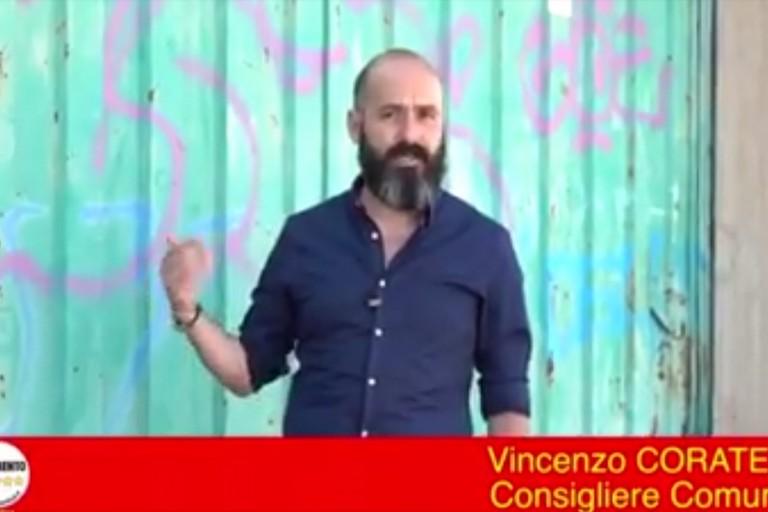 """Vincenzo Coratella (M5S), Stadio S. Angelo dei Ricchi: """"Lavori ancora fermi"""""""