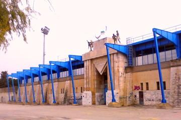 Stadio Degli Ulivi ingresso