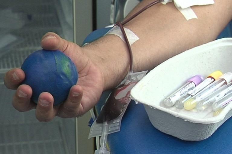 Emergenza sangue, raccolta straordinaria giovedì 27 luglio