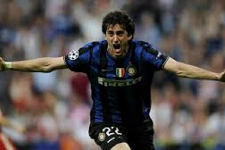 All'ex attaccante dell'Inter Diego Milito il Premio Mediterraneo 2017