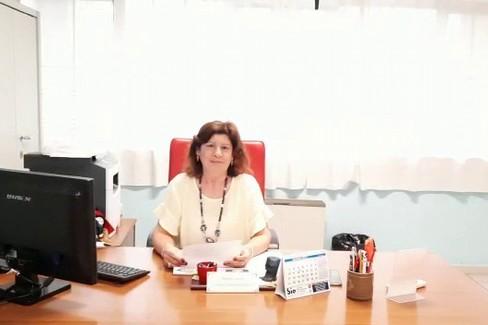 Il dirigente scolastico Celestina Martinelli