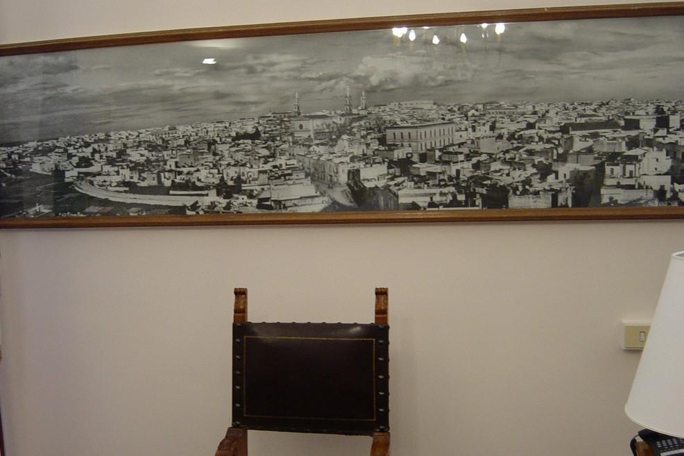 stanza del sindaco