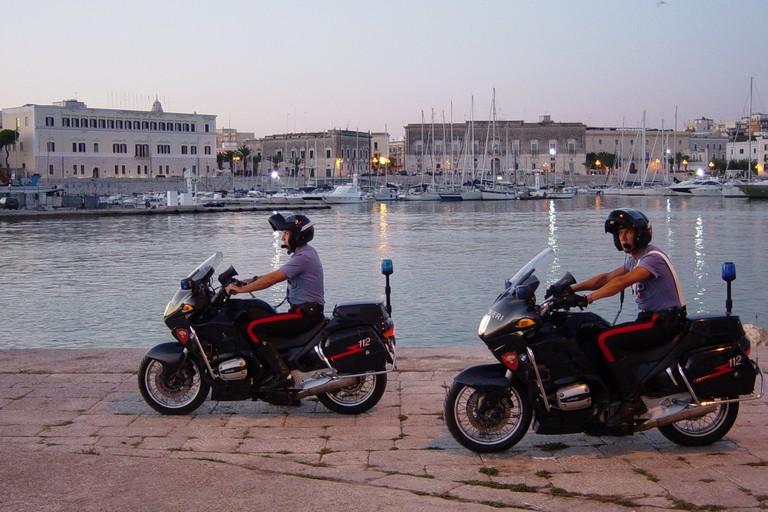 Carabinieri Trani