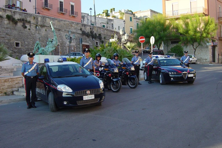 Carabinieri Bisceglie