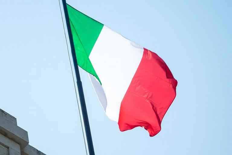 Bandiera Tricolore (Foto Riccardo Di Pietro)