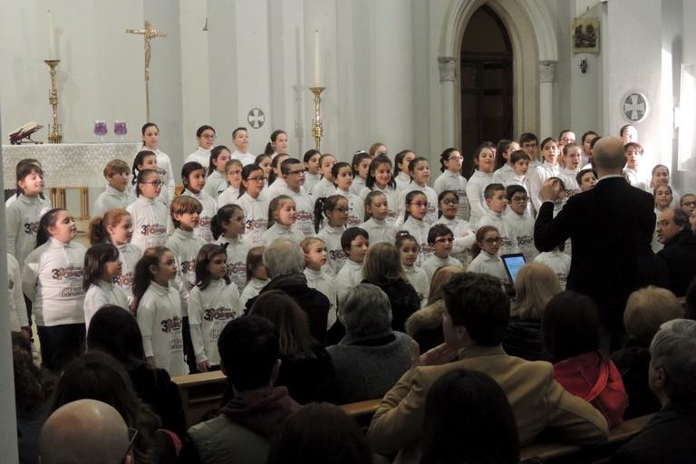 Concerto di Natale del coro