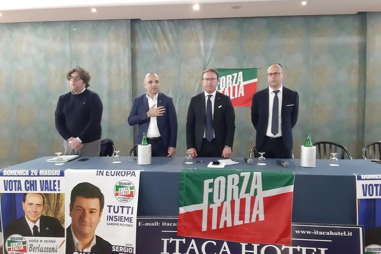 Forza Italia regionale e provinciale Bat
