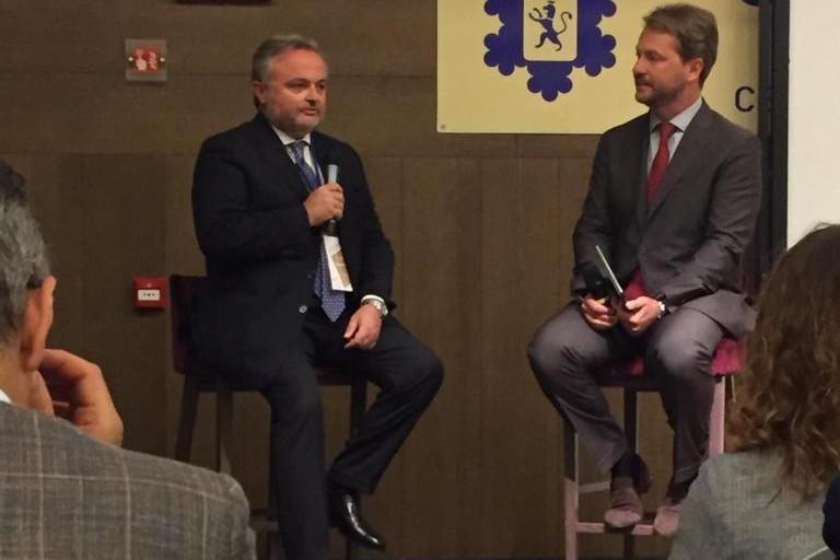 Donato Rossi interviene al VinoVip Cortina