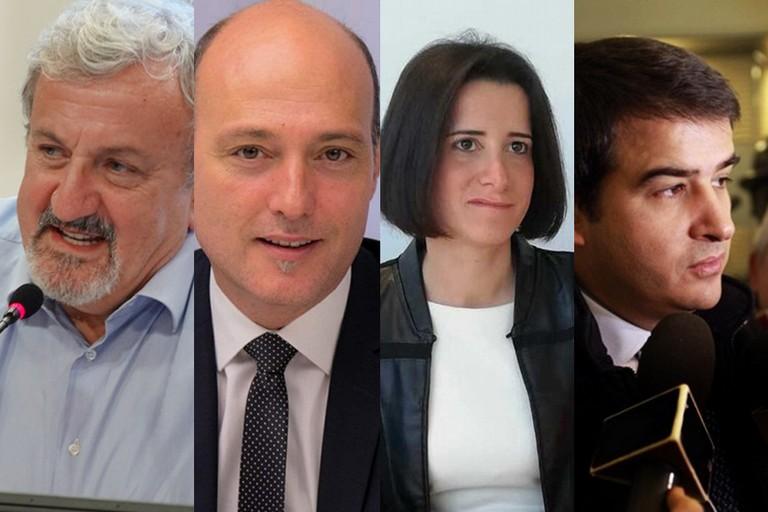 candidati presidenti della Regione
